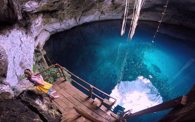 Los Cenotes de Yucatán