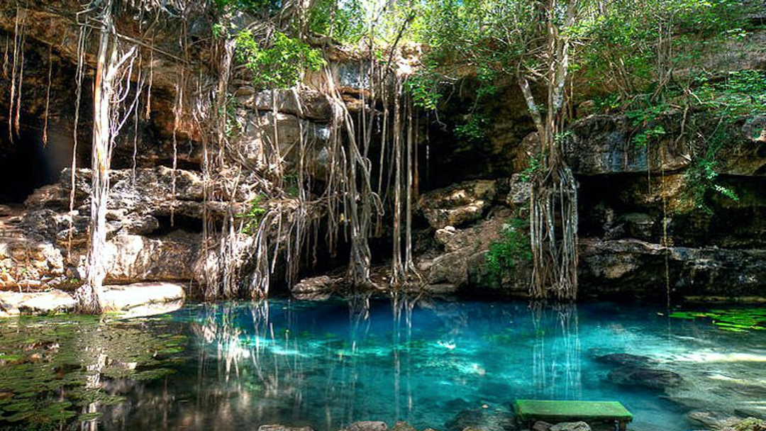 Cenote X'batún