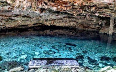 Cenote Dzombakal