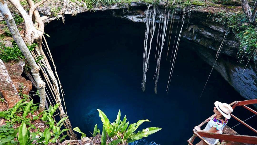 Cenote Nohmozón
